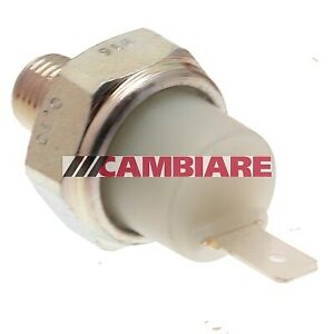 Oil Pressure Switch VE706038 Cambiare Genuine Top Quality Guaranteed New