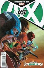 AVENGERS VS X-MEN #8 MARVEL 1:100 LIMITED EDITION OPENA COLOR COVER VARIANT NM