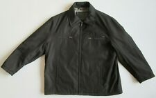 Men's GUESS Black Winter Jacket Size Large slightly used EXCELLENT condition