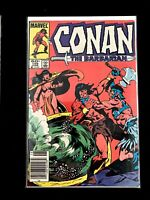 CONAN THE BARBARIAN VOL.1 #159 MARVEL COMICS 1984 VF NEWSSTAND EDITION