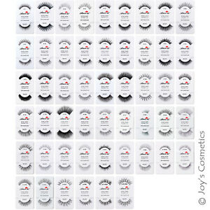 """10 Amor US 100% Cheveux Humains Faux Cil """" Choisissez Votre 10 Type """" Joy's"""