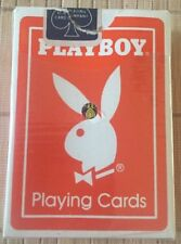 Playboy Playing Cards-Playboy Hotel & Casino!! Very Rare, Coveted Orange Deck!!