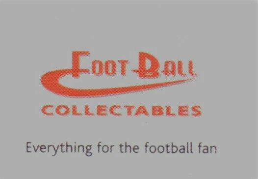 FOOTBALL COLLECTABLES UK