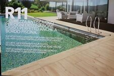 Terrassenplatten 120x30x2cm Holzoptik, Terrassenelemente Neuheiten R11, 4 Farben