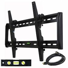 "Tilt Bracket LED LCD Plasma TV Wall Mount 32 37 40 42 46 48 50 55 60 65 70"" ma0"