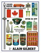 Canadian oil quarts book, second edition, Pintes d'huile Canadienne 2e édition