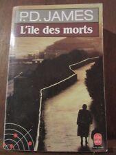 P.D. James: L'Île des morts/  Le Livre de Poche