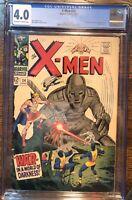 X-MEN #34 CGC 4.0