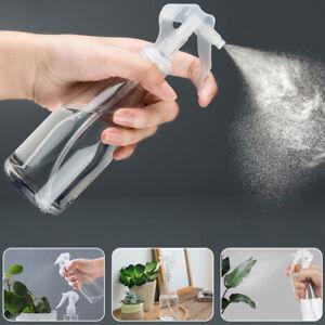 1x 200ml Empty Spray Bottle Hairdressing Water Fine Mist Container Hair Salon*