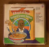 Richard Groove Holmes Lp Bowl of Soul Loma 5902 Soul jazz organ VG