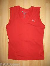 the best attitude 32a87 f998c NIKE - Débardeur t-shirt brassière lycra rouge sport - Taille 36
