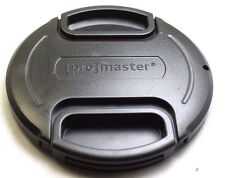 Genuine Promaster 82mm front cap (snap on type )