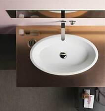 Lavabo da appoggio PURA Alta Qualità Made In Italy GSI cm 70x42