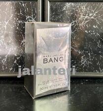 Marc Jacobs Bang 30ml Eau De Toilette EDT Spray For Men New Sealed Box