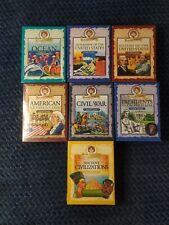 Lot 7 New & Sealed Professor Noggins Card Games