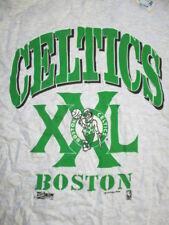 "Salem Sportswear Label - 1990 BOSTON CELTICS ""XXL"" (SM) T-Shirt w/ Sticker"