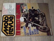 Moto Revue n°2538 XZ 750 XT 550 Paris Dakar 1982 Poster Burgat/Roche Lafond