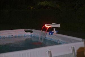 Bestway Flowclear Soothing LED Waterfall