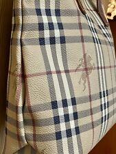 Burberry Vintage Check Handbag Title Bag, RRP £1500