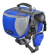 U Outdoor Pet Dog Travel Hiking Camping Saddle Bag Backpack Carrier Harness Pack