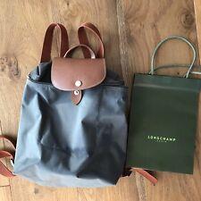 Genuine Longchamp Backpack