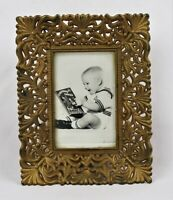 Vintage Mid Century Syroco Style Ornate Picture Frame Hong Kong WH No. 924