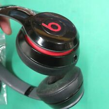 Beats Dre Solo2 A0518 On Ear Wired Headphones Black / Red