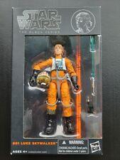 Star Wars - The Black Series - Luke Skywalker ( Factory Sealed)