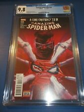 Amazing Spider-man #20 Alex Ross Cover CGC 9.8 NM/M Gorgeous Gem Wow