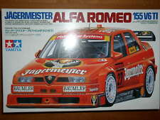 Tamiya 1/24 Jagermeister Alfa Romeo 155V6TI Model Car Kit #24148
