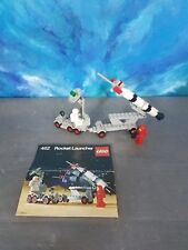Lego 462 Classic Space Mobile Rocket Launcher Ground Vehicle Vintage