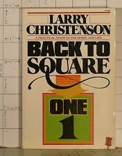 Back to Square One   by Larry Christenson   (1979, Paperback)  893