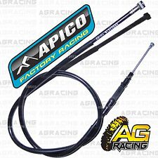 Apico schwarz Kupplung Kabel für Yamaha YZ 250 2004-2008 04-08 Motocross MX Enduro
