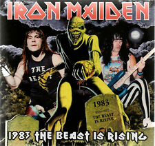 IRON MAIDEN - 1983 THE BEAST IS RISING - 2CD DIGISLEEVE - NEW RELEASE MARCH 2019