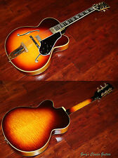 1969 Gibson Johnny Smith D Cherry Sunburst (#GAT0338)
