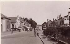 High Street Hailsham RP old pc used 1941