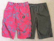 NWT NEXT 2 PACK OF SHORTS - 11 YEARS