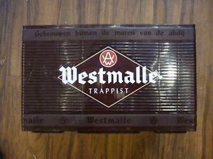 Westmalle Belgian Beer Crate