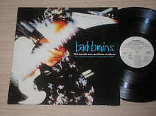 BAD BRAINS - THE YOUTH ARE GETTING RESTLESS - LP 33 GIRI
