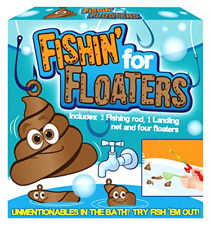 Worldwide Trading Floaters Fishing Games Daron Christmas Toys Gifts For Kids