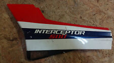 LH Side panel 1984-86 VF500F Honda Interceptor in Good used condition.