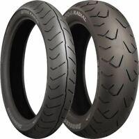 130/70 18, 180/60 16 Bridgestone Exedra G709/G704 Tire Kit