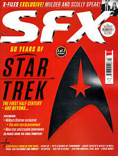 SFX #270 March 2016 50 YEARS OF STAR TREK Gillian Anderson & David Duchovny @NEW