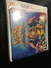 Pokemon Super Mystery Dungeon for Nintendo 3DS Brand New Factory Sealed