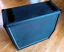 Marshall 4x12 Guitar Amplifier Speaker Cabinet Slant G12T-75 Made-in-England