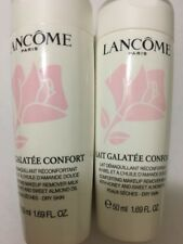 2x Lancome Lait Galatee Confort Comforting Makeup Remover Milk 50 ml NEW Sealed