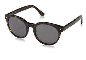 Obsidian Sunglasses for Women or Men Retro Round Frame 08 Tortoise Smoke NWOT