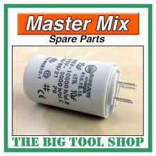 MASTERMIX 10UF 240V CAPACITOR FOR MC130 MIXER MOTOR, SPARE PARTS