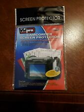 VidPro Screen Protector For Video Camcorder cameraCode Hl40, New