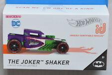 Hot Wheels 2021 ID Car Series 2 Case B Batman The Joker Shaker